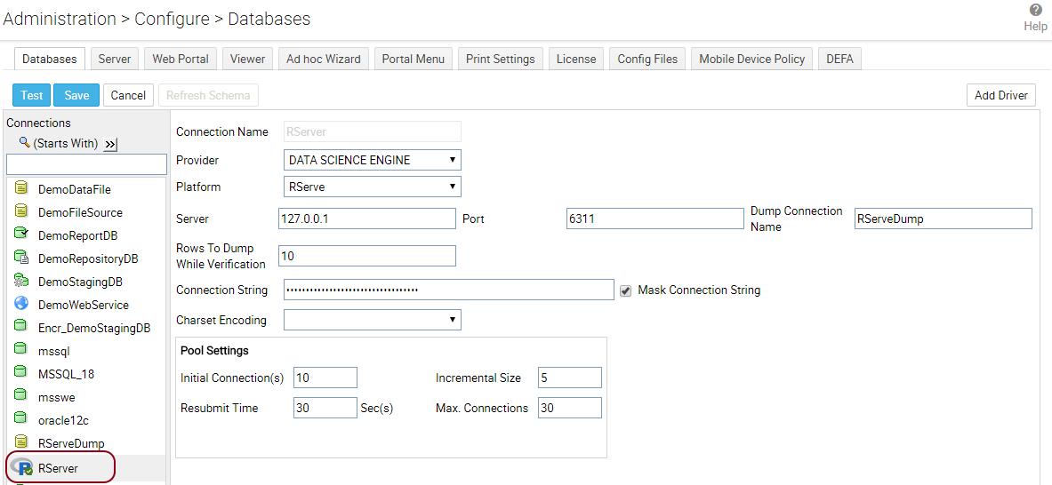 Data Science Engine