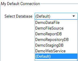 default connection