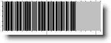 Height of Barcode control