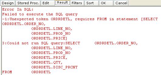 SQL Compilation