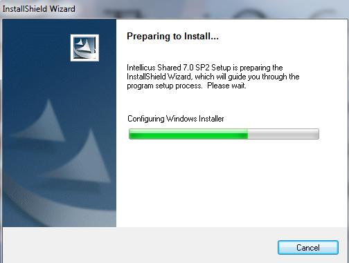 launch installer