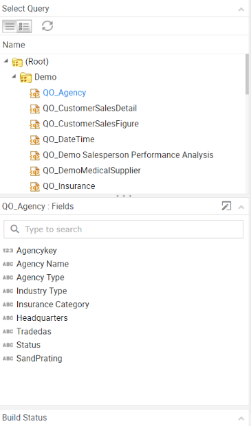 Query Object Selector