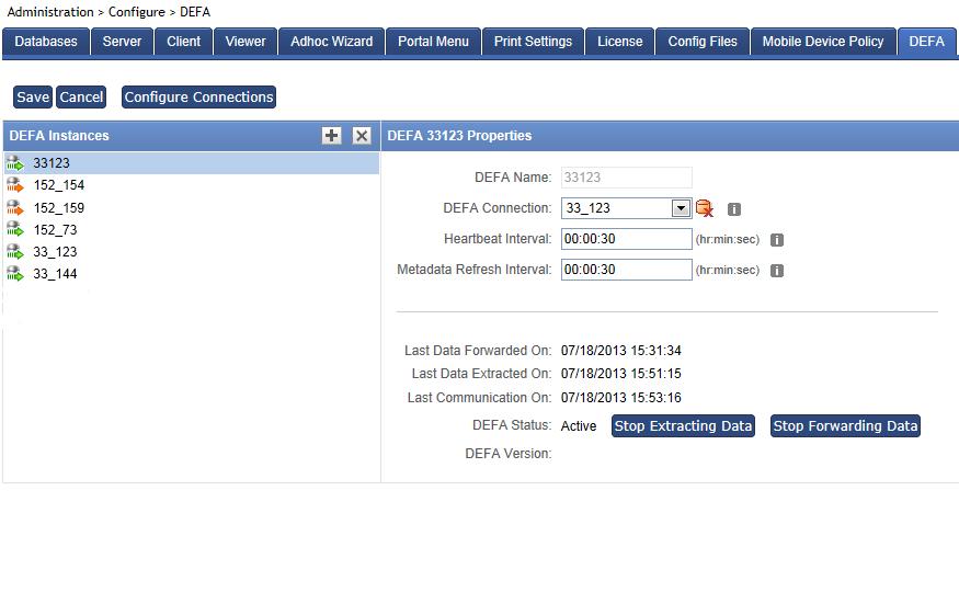 Register DEFA