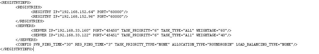 configure report server