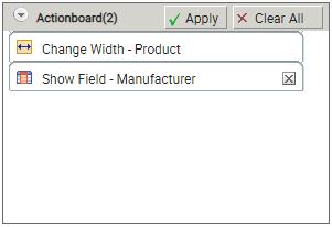 Actionboard