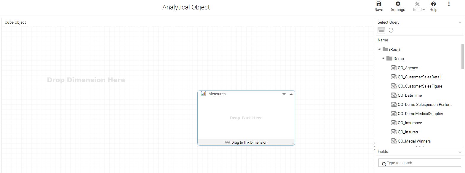 Analytical Object