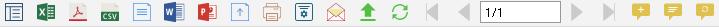 HTML Viewer Toolbar